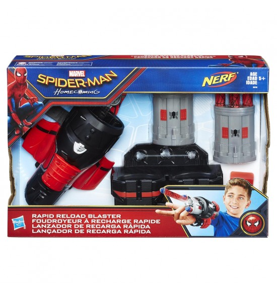 SPD Nerf Blaster (+ 6 šípok)