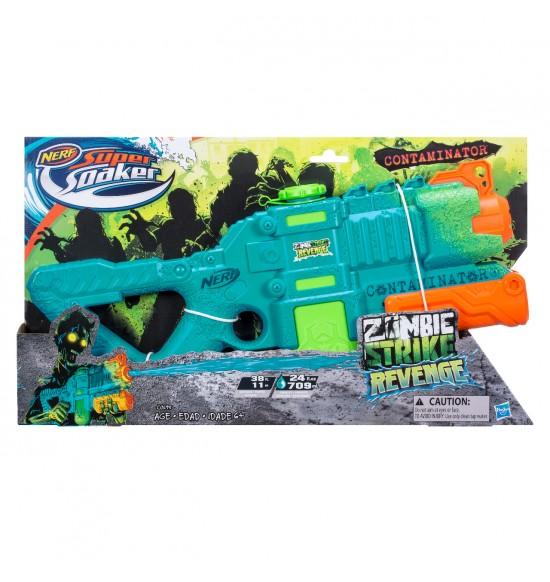 Nerf Vodná pištoľ Zombie Strike Contaminator