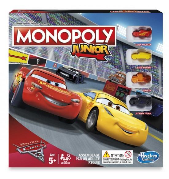 Monopoly Autá 3