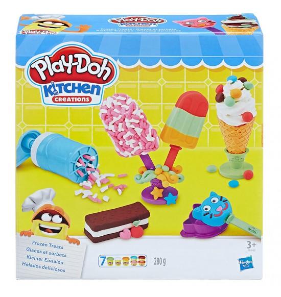 PD zmrzlinárske set