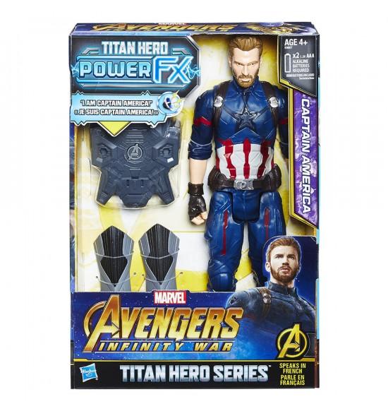 AVN 30cm figurka Power Pack CAP