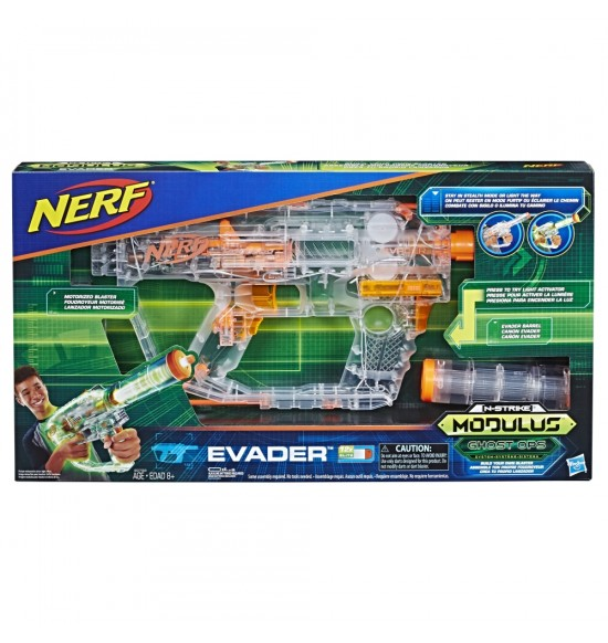 Nerf Shadow ops Evader