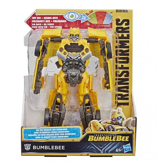 TRA Bumblebee Mission Vision figúrka AST