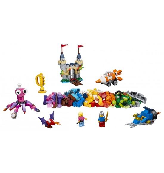 LEGO  10404 Dno oceána