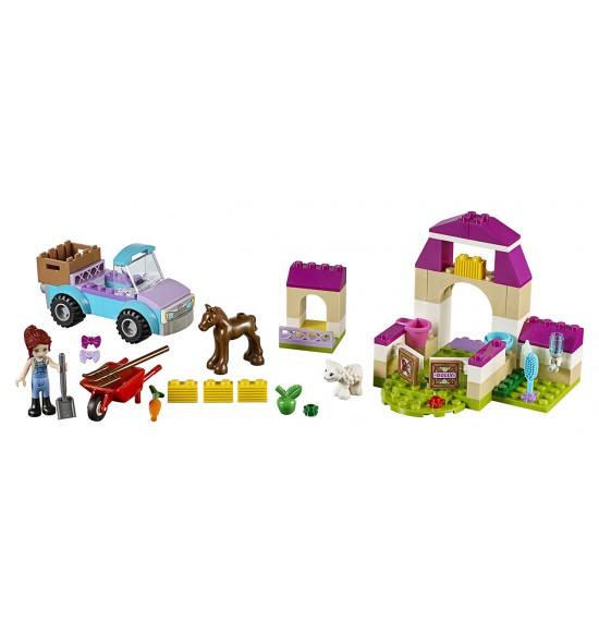 LEGO Juniors 10746 Mia a farmárský kufrík