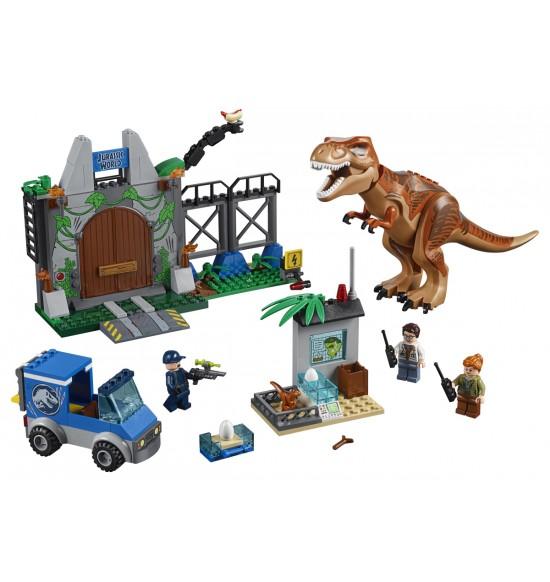 LEGO Juniors 10758 Útek T-Rexa