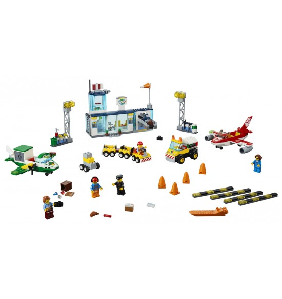 LEGO Juniors 10764 Mestské centrálne letisko