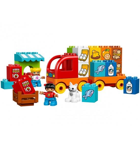 LEGO DUPLO 10818 Môj prvý nákladiak