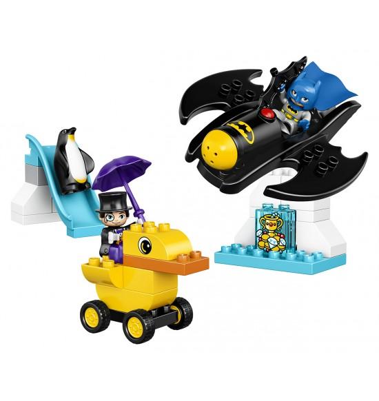 LEGO DUPLO 10823 Dobrodružstvo s Batwingom