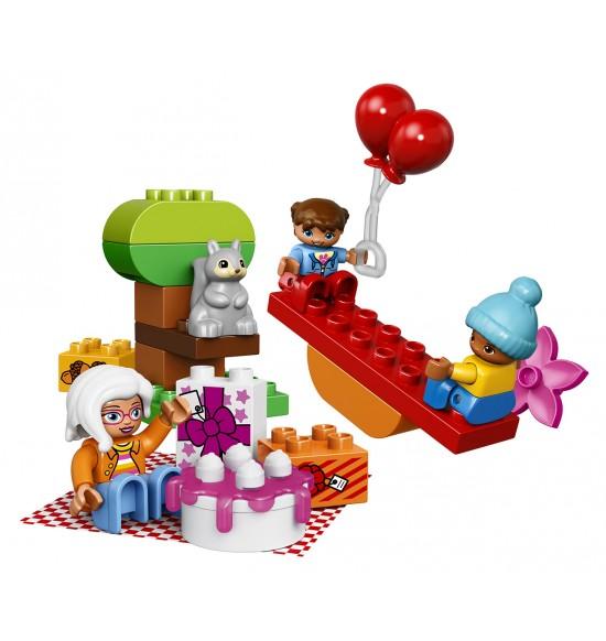 LEGO DUPLO 10832 Narodeninový piknik