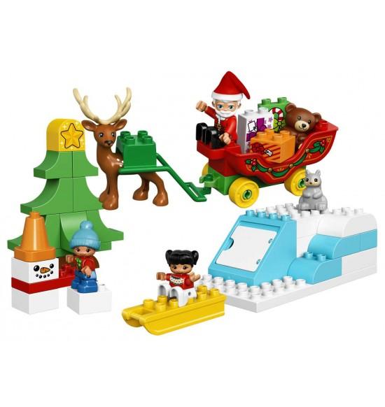 LEGO DUPLO 10837 Santove Vianoce
