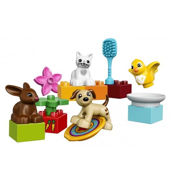 LEGO DUPLO 10838 Domáci maznáčikovia