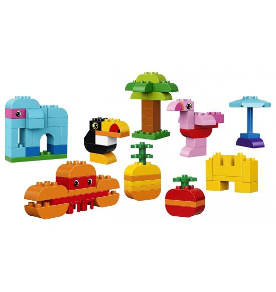 LEGO DUPLO  10853 Kreatívny box pre staviteľov