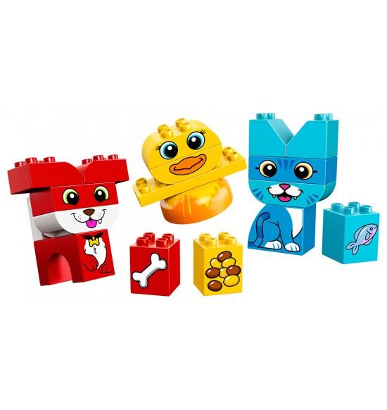 LEGO DUPLO 10858 Moji prví skladací maznáčikovia