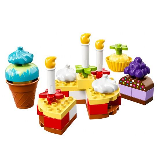 LEGO DUPLO 10862 Moje prvá oslava