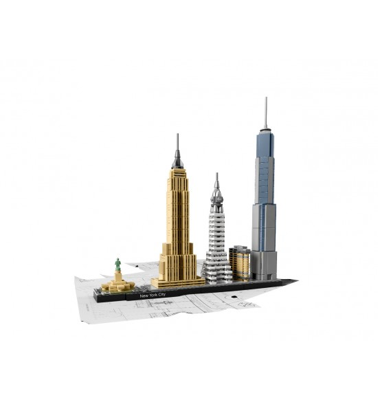 LEGO Architekt 21028 New York City