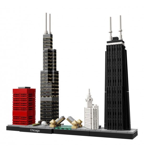 LEGO Architekt 21033 Chicago
