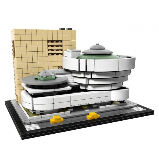 LEGO Architekt 21035 Guggenheimovo muzeum