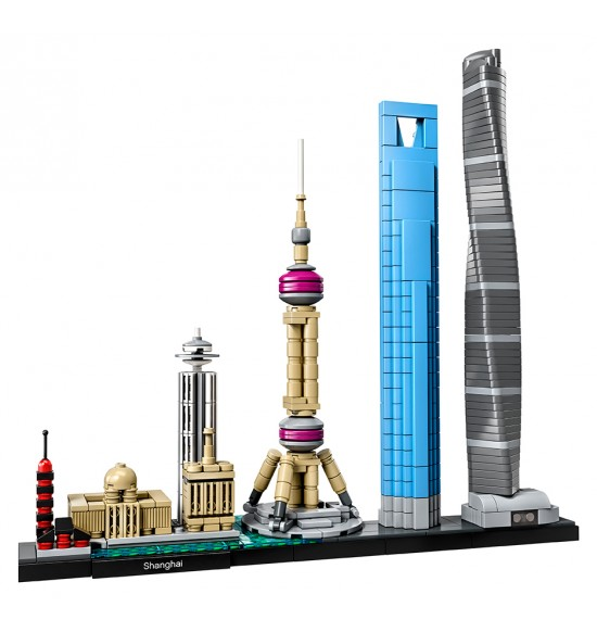 LEGO Architekt 21039 Šanghaj