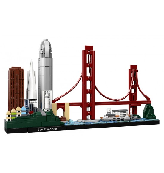LEGO Architekt 21043 San Francisco