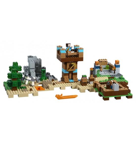 LEGO Minecraft 21135 Kreatívny box 2.0