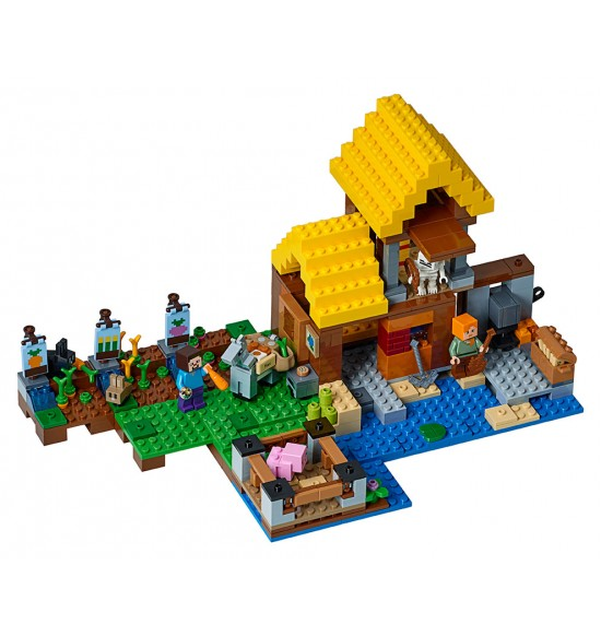 LEGO Minecraft 21144 Farmárska usadlosť