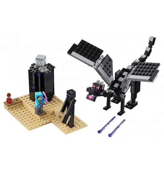 LEGO Minecraft 21151 Záverečná bitka