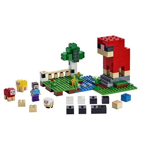 LEGO Minecraft 21153 Ovčia farma