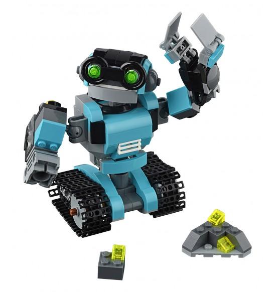 Prieskumný robot