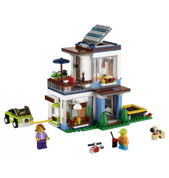 Modulární moderní bydlení
