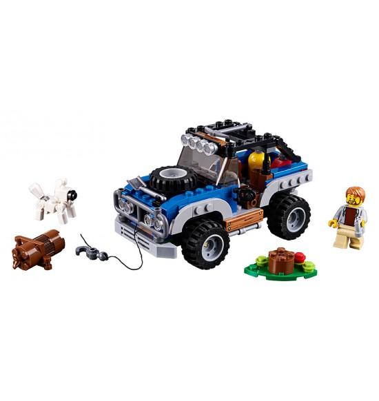 LEGO Creator 31075 Dobrodružstvá vo vnútrozemí