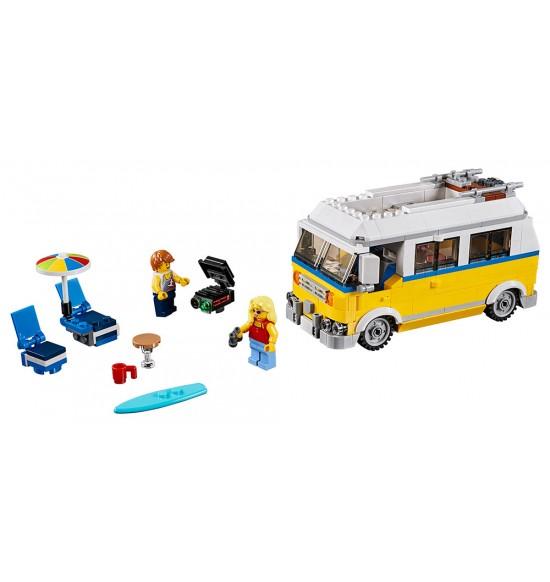 LEGO Creator 31079 Surfistická dodávka Sunshine