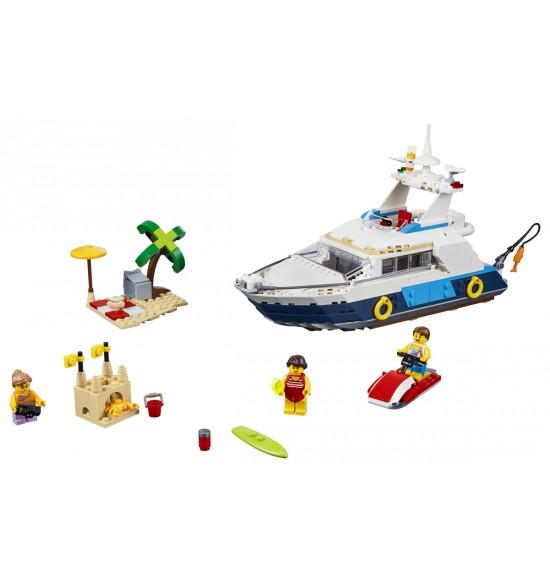 LEGO Creator 31083 Dobrodružstvá na mori