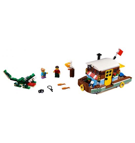 LEGO Creator 31093 Obytná loď na rieke