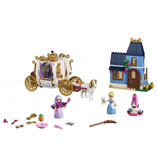 LEGO Disney Princess 41146 Popelčin kouzelný večer