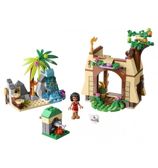 LEGO Disney 41149  Moana's Island Adventure