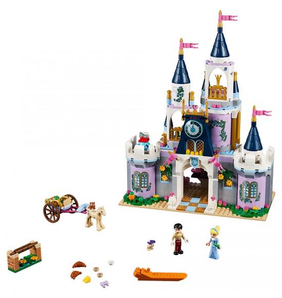 LEGO Disney Princess 41154 Popoluškin vysnený zámok