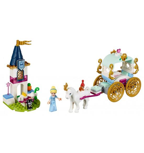 LEGO Disney Princess 41159 Popoluška a jej cesta v kočiari