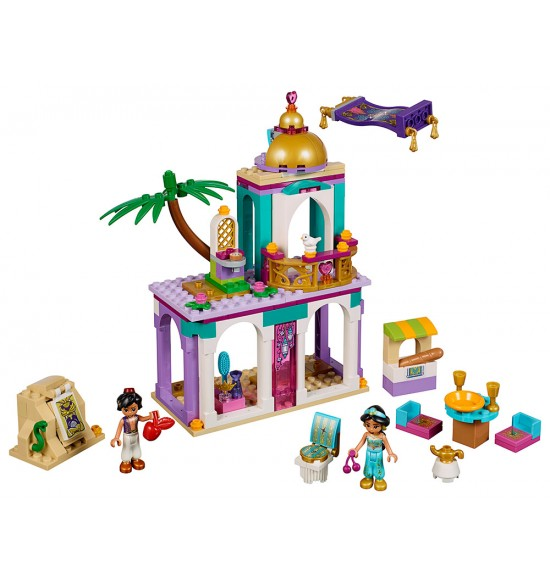 LEGO Disney Princess 41161 palácové dobrodružstvá Aladina a Jazmíny