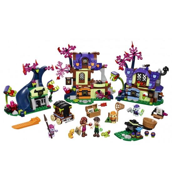 LEGO  Elves 41185 Čarovná záchrana zo škriatkovskej dediny