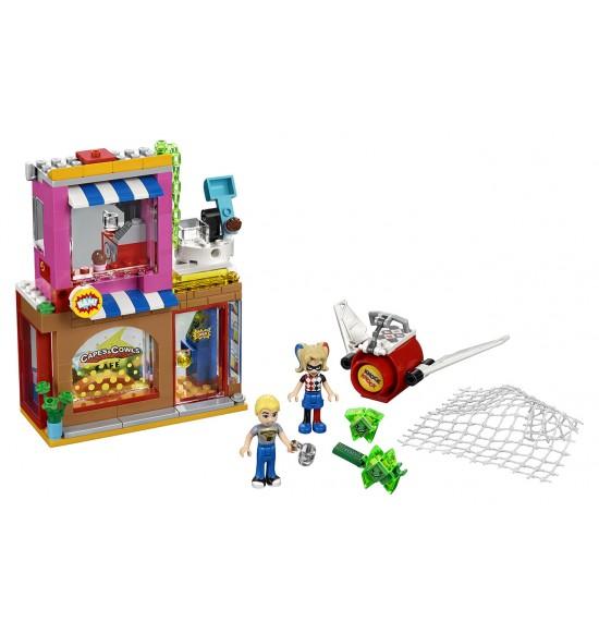 LEGO  Super Heroes 41231 Harley Quinn sa ponáhľa na pomoc