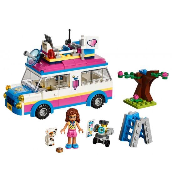 LEGO Friends 41333 Olivia a jej špeciálne vozidlo