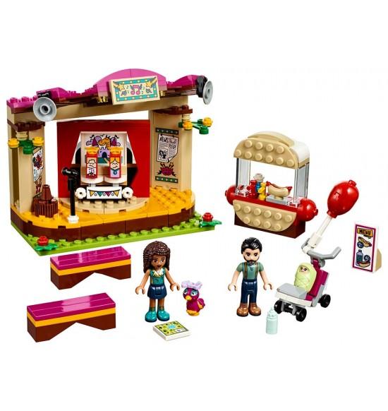 LEGO Friends 41334 Andrea a jej vystúpenie v parku