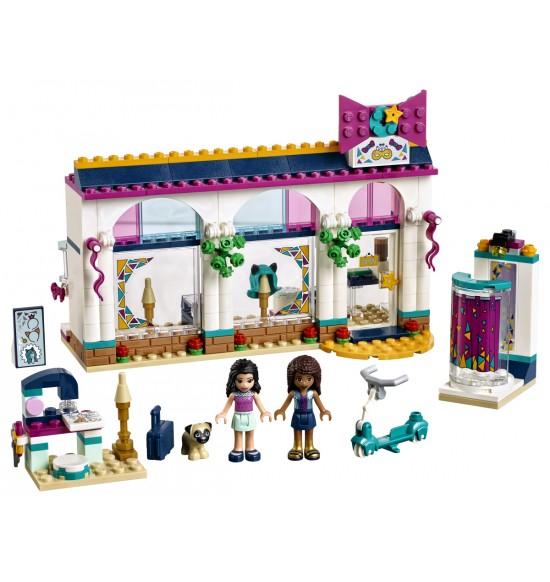 LEGO Friends 41344 Andrein obchod s doplnkami