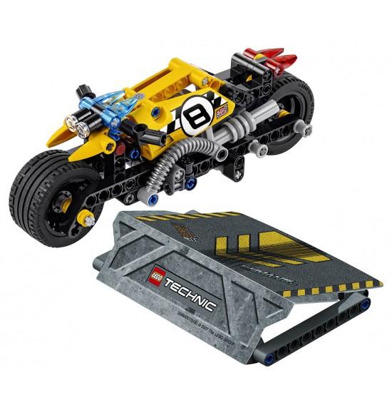 LEGO Technic 42058 Motorka pre kaskadérov