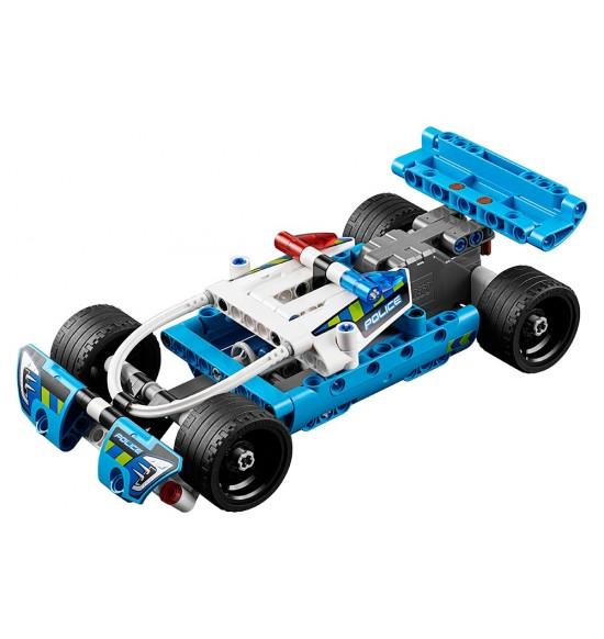 LEGO Technic 42091 Policajná naháňačka