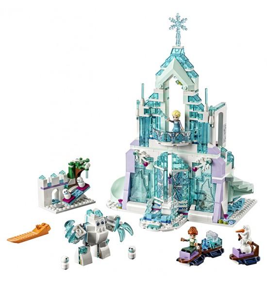 LEGO Disney Princess 43172 Elsa a jej čarovný ľadový palác