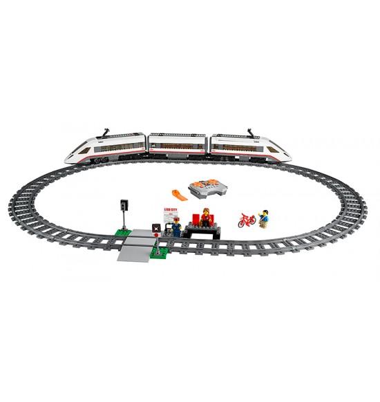 Vysokorýchlostný osobný vlak