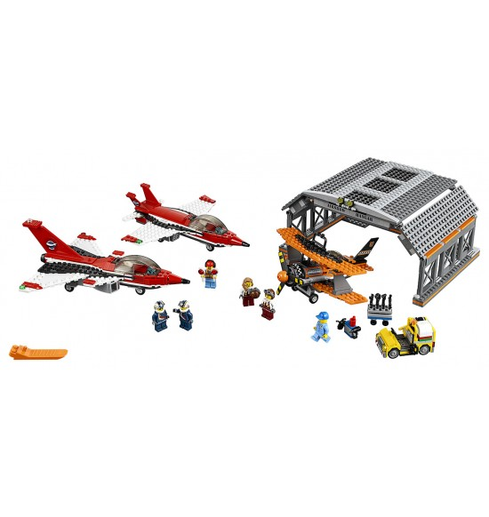 Letisko - letecké predstavenie