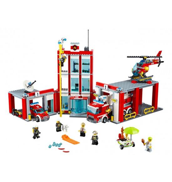 LEGO City 60110 Hasičská stanica